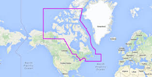 Electronic Charts Canada Mapmedia C Map Wide Vector Chart Wvjnam021map Canada North East Update