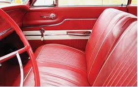 seat upholstery imported 1963 comet