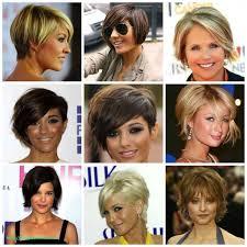 Fashion Short Haircuts For Fine Hair Pretty Short Thin Hairstyles