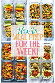 Weekly Lunch Prep How To Meal Prep My Weekly Meal Prep Routine The Girl