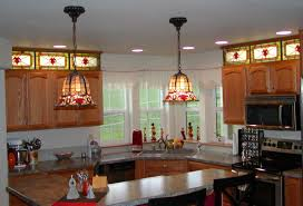 Elegant Stained Glass For Kitchen Amazing Pictures