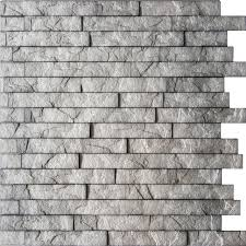 retro art ledge stone 3d wall panels interior design wall paneling decor