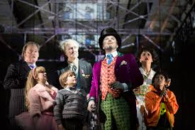 """happy families are all alike charlie and the chocolate factory  charlie and the chocolate factory """""""