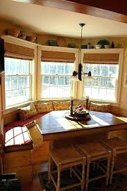 furniture for bay window. Bay Window Breakfast Nook Best Windows Design That Make It Easy To Enjoy The Panorama . Furniture For C