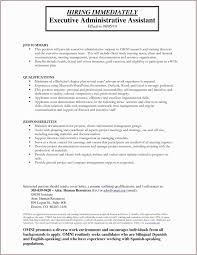Administrative Assistant Resume Objective Examples | Free Download