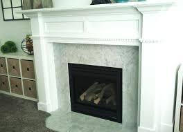 homemade fireplace mantel diy shelves shelf plans build over stone