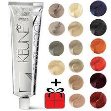 Nutrilux Hair Colour Chart Keune Tinta Color Permanent Hair Color Blonde Mix Colors 60ml Tube Gift