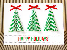 Creative Christmas Cards 17 Beautiful Diy Homemade Christmas Card Ideas