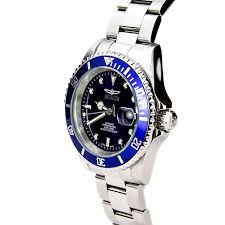 invicta 9094c men 039 s pro diver blue dial automatic stainless invicta 9094c mens pro diver blue dial automatic stainless steel dive watch
