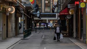 Melbourne, the state's capital and a city with about as many people as the greater washington, dc ideally, lockdowns are only done once and done well, the proposal's authors, stephen duckett and. Melbourne Goes Dark Second Lockdown Due To Covid 19 Begins Cp24 Com