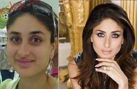 actress without makeup in india have