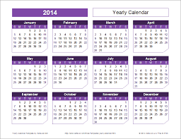 The Year Calendar Yearly Calendar Template For 2019 And Beyond