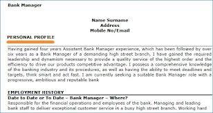 Sample Profile Statement For Resume Sample Profile In Resume artemushka 95