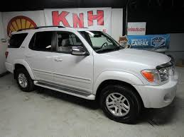 2007 TOYOTA SEQUOIA LIMITED for sale at KNH Auto Sales | Akron, Ohio