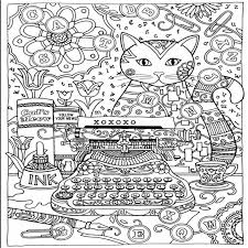 creative haven creative cats coloring books for s 24pages stress relieving antistress coloring book coloring books in books from office