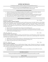 Accounting Clerk Resume Objective Best of General Accounting Clerk Resume Dadajius