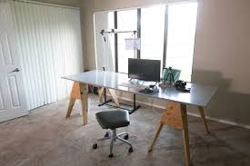 pictures of an office. Before We Met Jaset, Her Bedroom Was Ironically Devoid Of A Bed. She Opted Instead To Get The Largest Table All Time And Use Space Like An Office/ Pictures Office F
