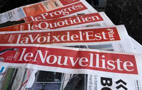 Before an insolvent company or person gets involved in insolvency. Quebec Forks Out 5m In Aid As Major Newspaper Chain Seeks Bankruptcy Protection Cbc News