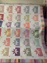 shadow daisy quilt pattern | Shadow daisy - love the quilting on ... & shadow daisy quilt pattern | Shadow daisy - love the quilting on this too Adamdwight.com