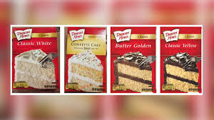 Duncan Hines Recalls Some Cake Mixes Over Salmonella Risk
