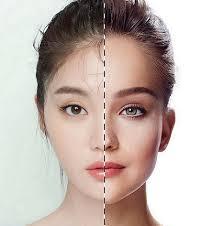 beauty takeover korean vs american makeup