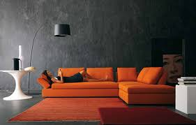 burnt orange living room paint color in burnt orange living room furniture