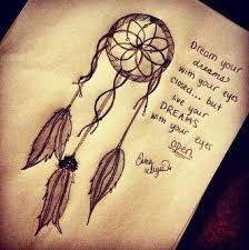 Dream Catcher Phrases Enchanting Meaning And History Of Dreamcatcher Tattoos InkDoneRight