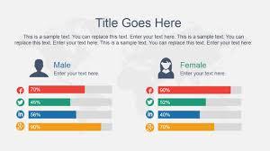Animated Rainbow Business Powerpoint Template