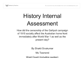 history ia international baccalaureate history marked by document image preview