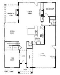 the st lucia, one of two floorplans available from the villa Lennar Homes Floor Plans residence three new home plan in harvest villages kitchen sinknew homesfloor lennar homes floor plans texas