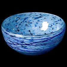 decorative glass bowl designs