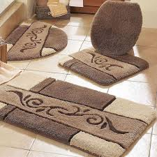 bathroom bathroom rug curtain sets bath mat sets cream bath rug curtain set bathroom rug toilet cover sets bathroom rug set with tank cover find the best