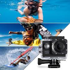 <b>HYBON Outdoor Action Camera</b> Ultra HD Underwater Cam ...