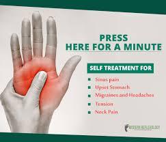 Press To Recoverandreboot Acupressure Reflexology