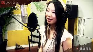 dota2 chinese dubbing trailer youtube