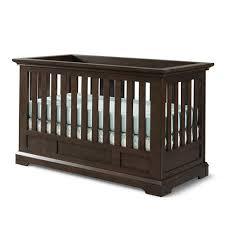 Child Craft Jordyn 4 in 1 Euro Convertible Crib in Slate Black