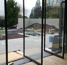 steel bi fold doors steel custom designed windows