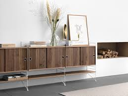 versatile furniture. Spring/Summer 2018 Series: String Furniture\u0027s Iconic And Versatile Design Displayed In A Contemporary Style Furniture E