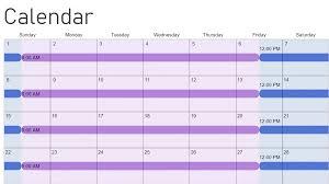 Schedule Calender How To Make A Child Custody Calendar Create Print Easily