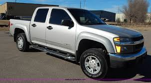 2005 Chevrolet Colorado LS Z71 Crew Cab pickup truck | Item ...