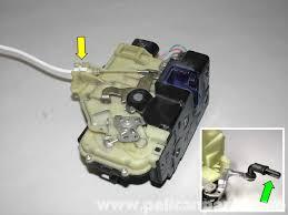Porsche 911 Carrera Door Locks and Handle Replacement 996 1998