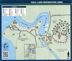 Army Corp Of Engineers Ice Thickness Chart Us Army Corp Of Engineers Gull Lake Recreation Area East