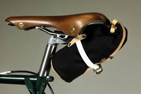 leather bicycle bottle cage tool bag saddle bag gb116 zoom image view large image