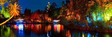 Festival Of Lights New Plymouth Nz Mjf Lighting Professional Lighting And Theatre Services