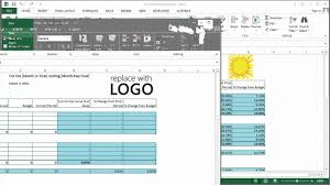 profit and loss excel spreadsheet how to get microsoft excel to do profits losses using excel