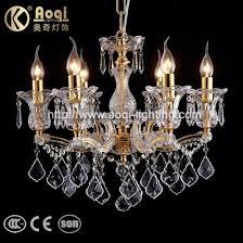 newest design clip european crystal chandelier light