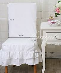white lovely slipcovers for chairs dining room chair slip cover new
