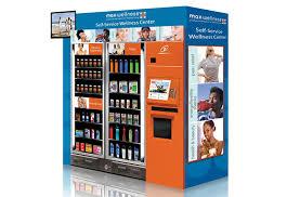 Self Service Vending Machines Enchanting Interactive Vending Machines Department Zero Experiential