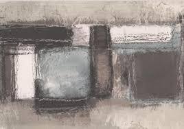 White Grey Black Abstract Wall Border ...