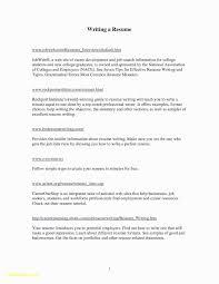 Java Resume Summary Examples Luxury Photography Core Java Developer
